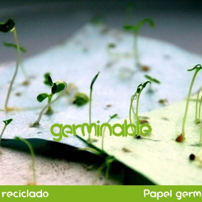 Papel Germinable