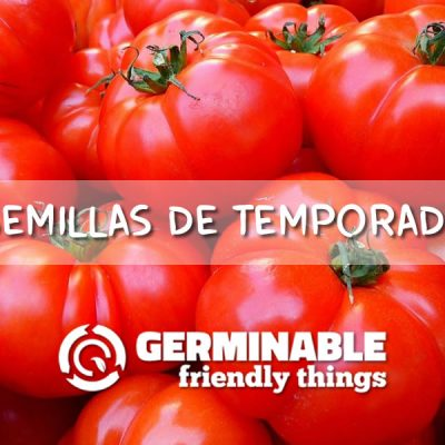 Semillas de Temporada - Germinable